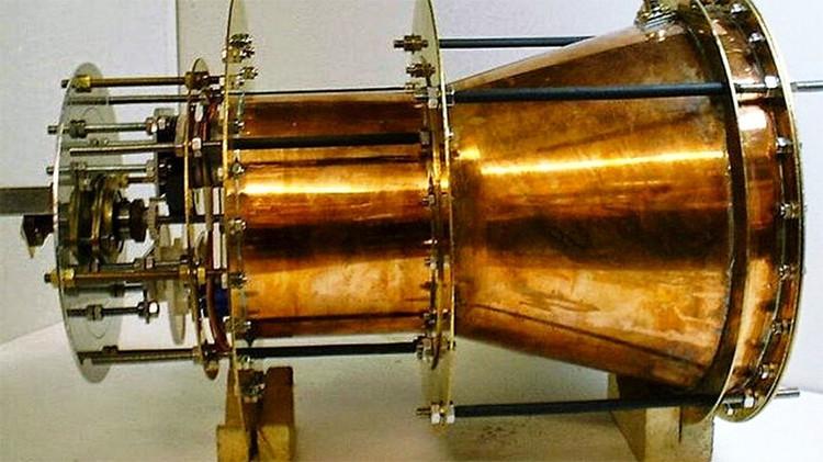La NASA encuentra un impulso anómalo en el motor imposible