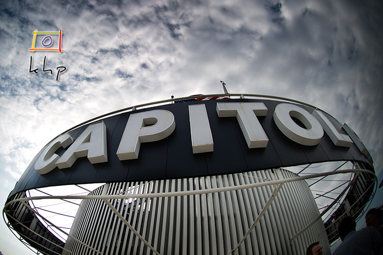 Capitol Records Building: An Architectural Landmark of Los Angeles