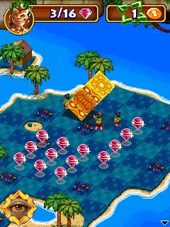 game petualangan Java dan Symbian Diamond Island 2