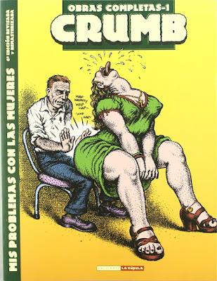 problemas con las mujeres robert crumb