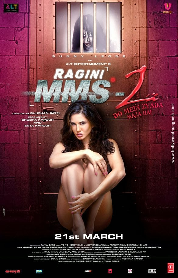 Ragini MMS - 2 First Look Poster