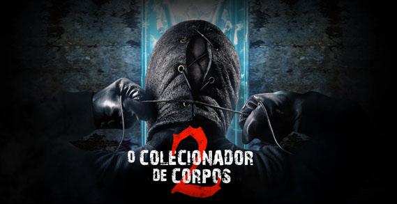 Resultado de imagem para O COLECIONADOR DE CORPOS 2