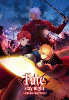 Fate/stay night: Unlimited Blade Works (TV) Capitulo 7