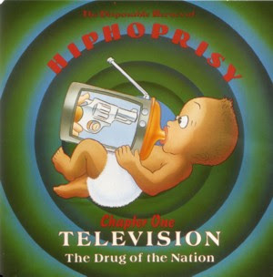 The Disposable Heroes Of Hiphoprisy – Television, The Drug Of The Nation (CDS) (1991) (FLAC + 320 kbps)