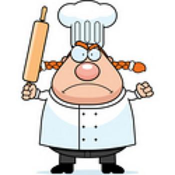 La crisis de los 40 mea culpa no s ni me gusta cocinar for Cocinar para 40 personas