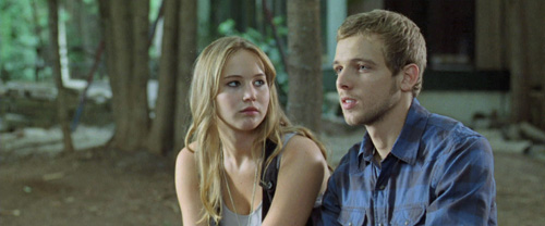 House at the End of the Street Max Thieriot Jennifer Lawrence