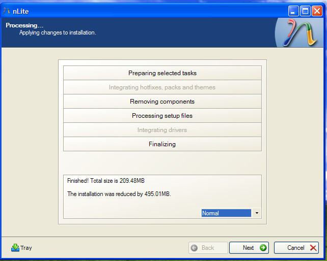 windows XP customize installation disc 10