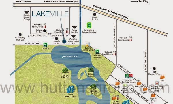 Lakeville @ Jurong West Location