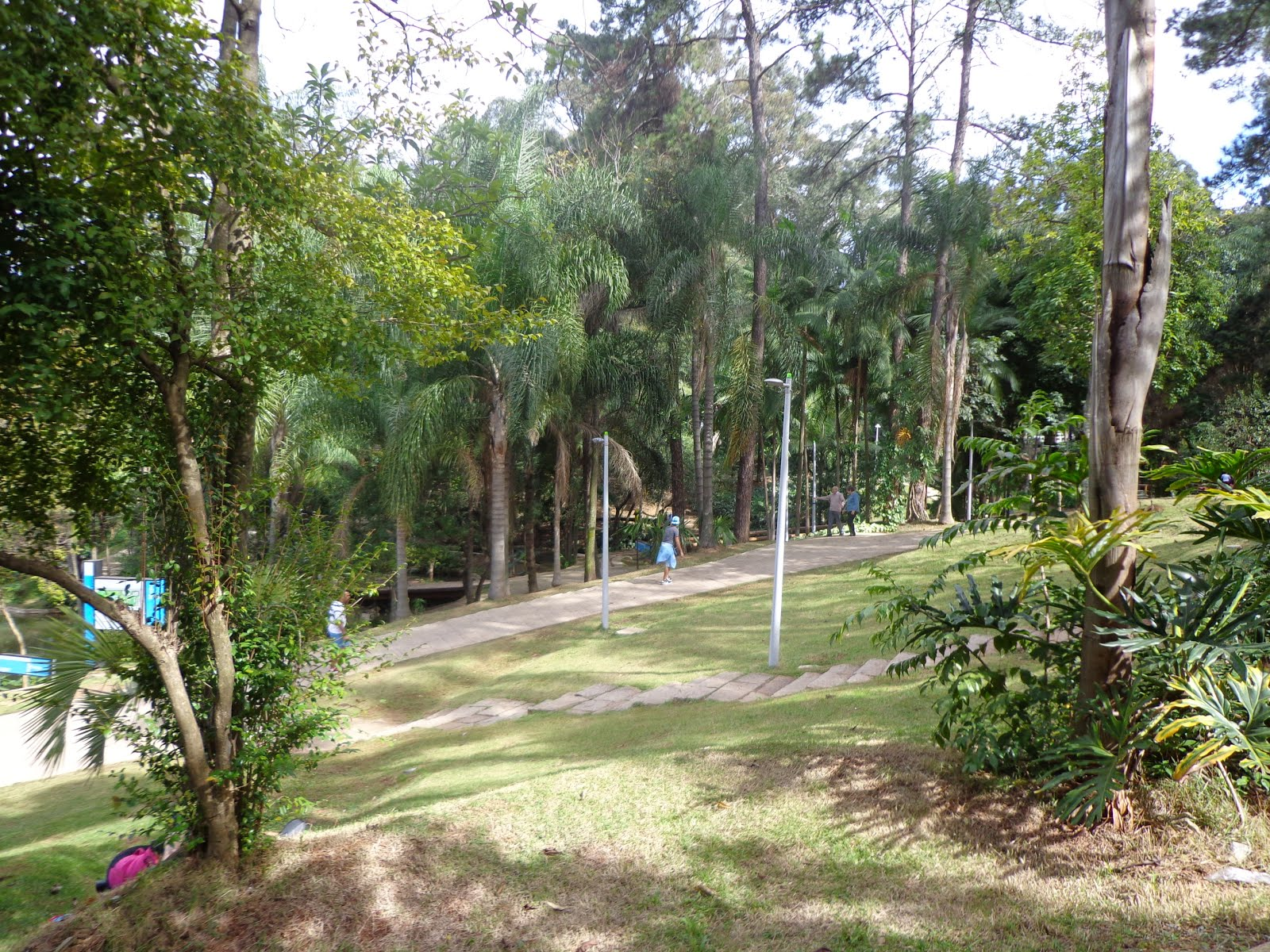 Parque Celso Daniel - Santo André -SP