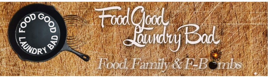 Food Good Laundry Bad