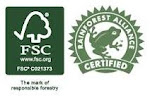 We support forest sustainability