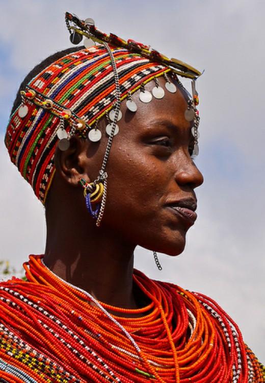 Nilotic/Nilo-Saharan People | people | Pinterest | Africa