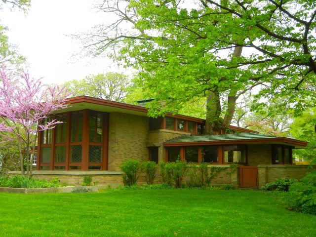 Gij N Arquitectura Blog Casa Isabel Roberts Illinois