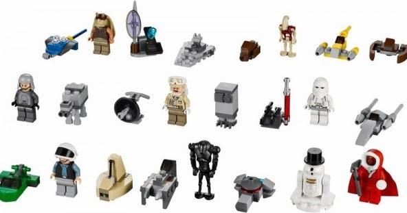 La geekitude des choses calendrier de l 39 avent lego star - Lego star wars tb tt ...