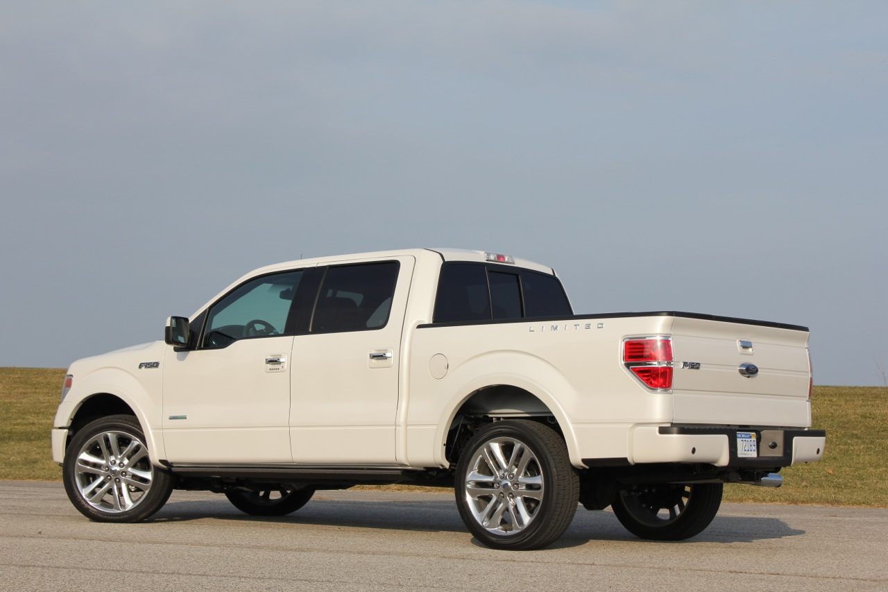 2013 Ford F150 Custom Accessories  The Official Site for