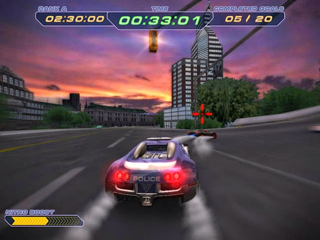 Police Supercars Racing PC For Windows Full Version - Space X Zone