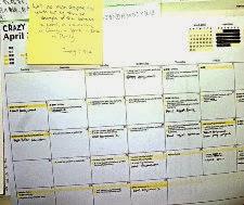 Church Campaign Calendar
