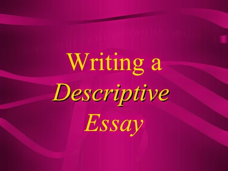 descriptive essays on sunset