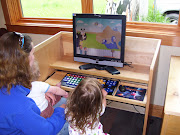 The computer is perfect for young children, from babies to preschool.