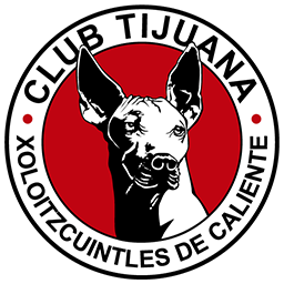 Escudo Club Tijuana Renders