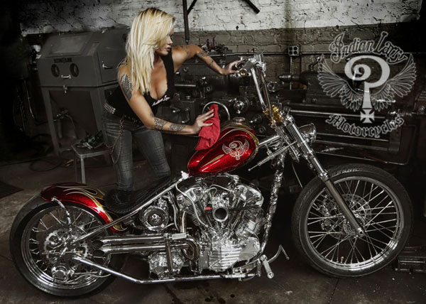We are proud to welcome Indian Larry Motorcycles to the Chopper Fest