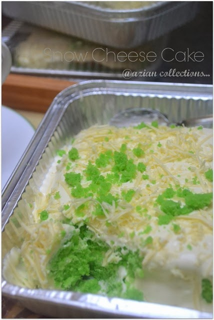 recipe: resepi kek mango cheese leleh [20]