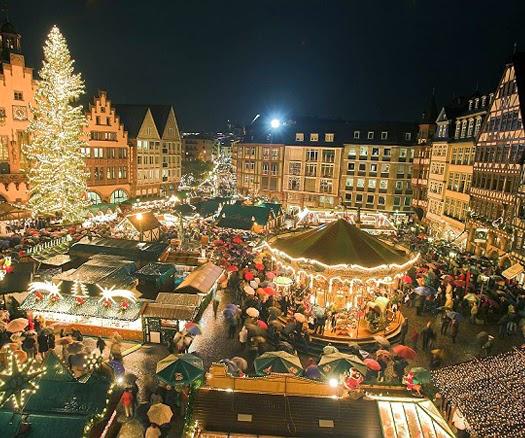 Los 10 Mejores Ciudades para Pasar Navidad