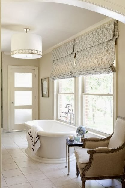 Bathroom window covering ideas 1000 ideas about bathroom for Bathroom window treatments