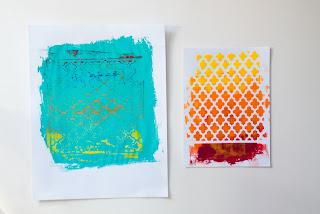Creación de texturas visuales