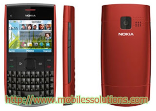 Nokia X2-01 RM-709 latest flash files Free direct download only 3