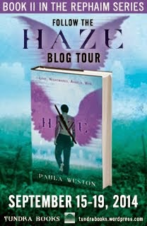 Haze Blog Tour