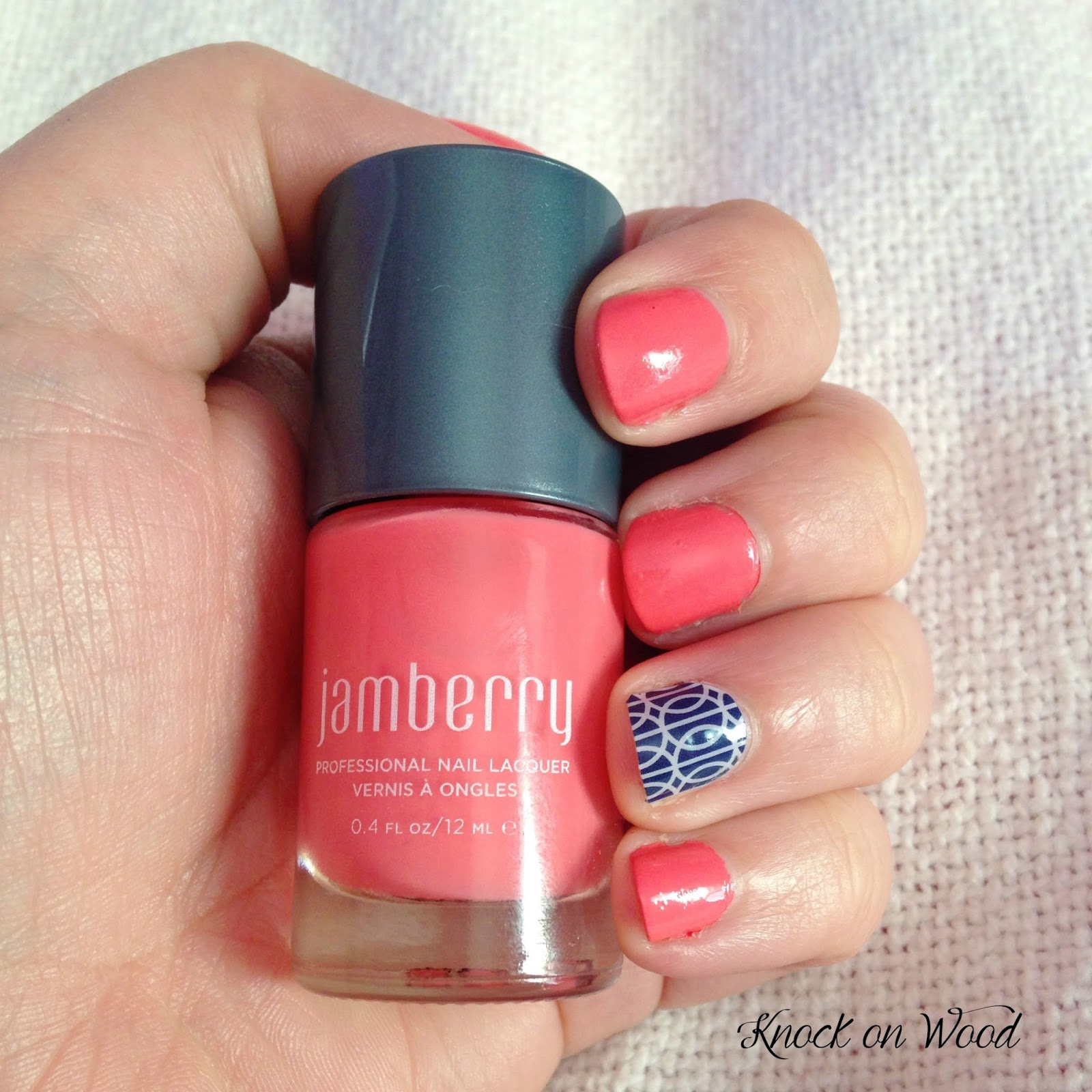 Jambery Nails Blush Lacquer