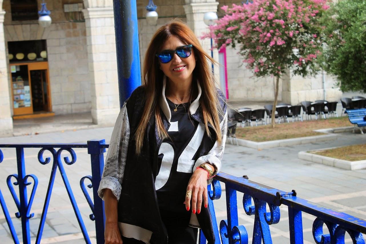 Look, Shopping, Bomber by Yaëll Barnatán Benarroch, Santander, Travel, Summer, Fashion Style, Street Style, Carmen Hummer, Blog de Moda, Life Style