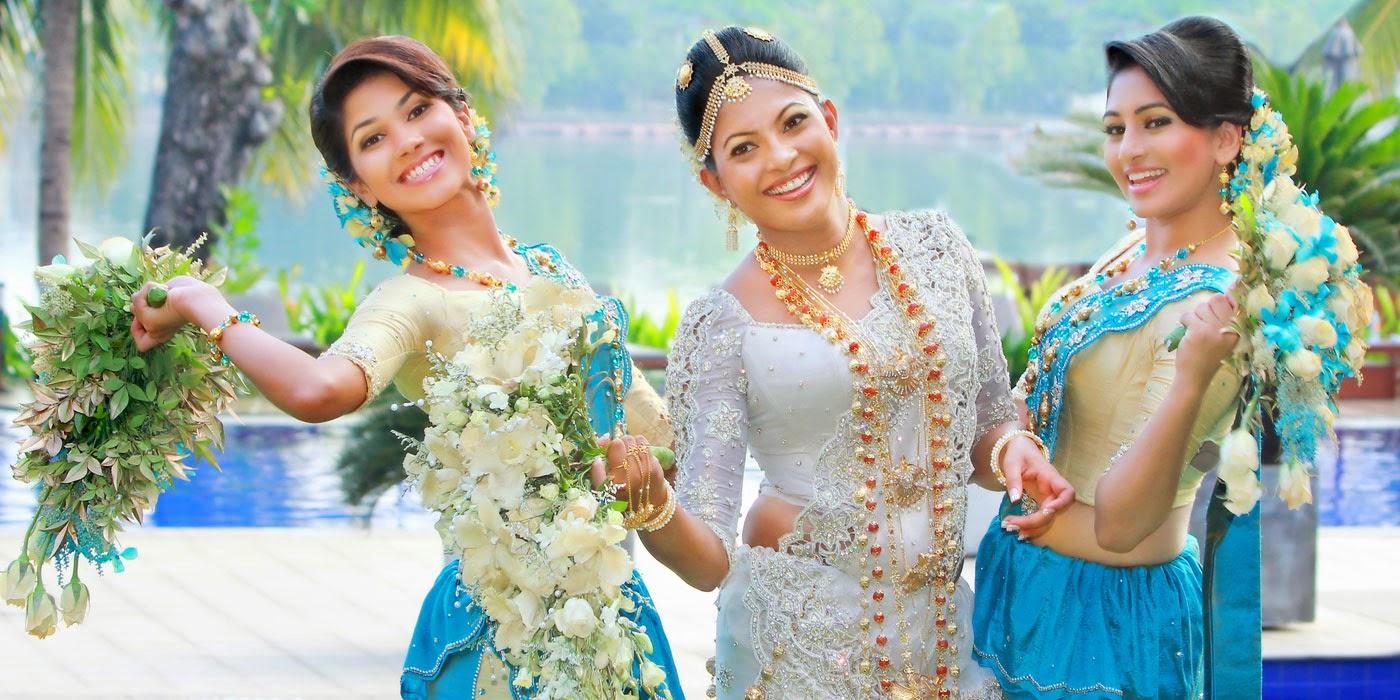 May 2015 Sri Lankan Wedding Photo