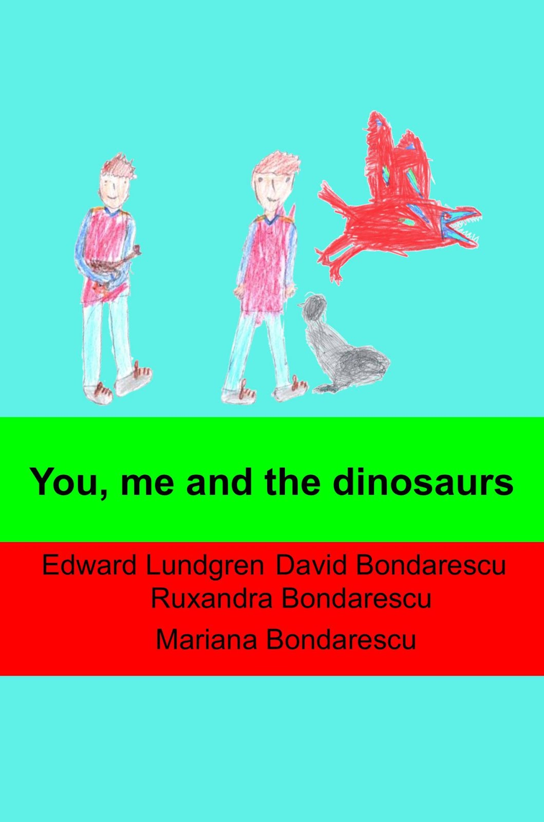 You, me and the dinosaurs