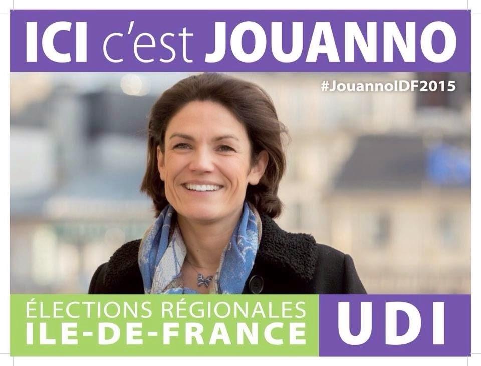 Notre tête de liste pour les Régionales en Île de France