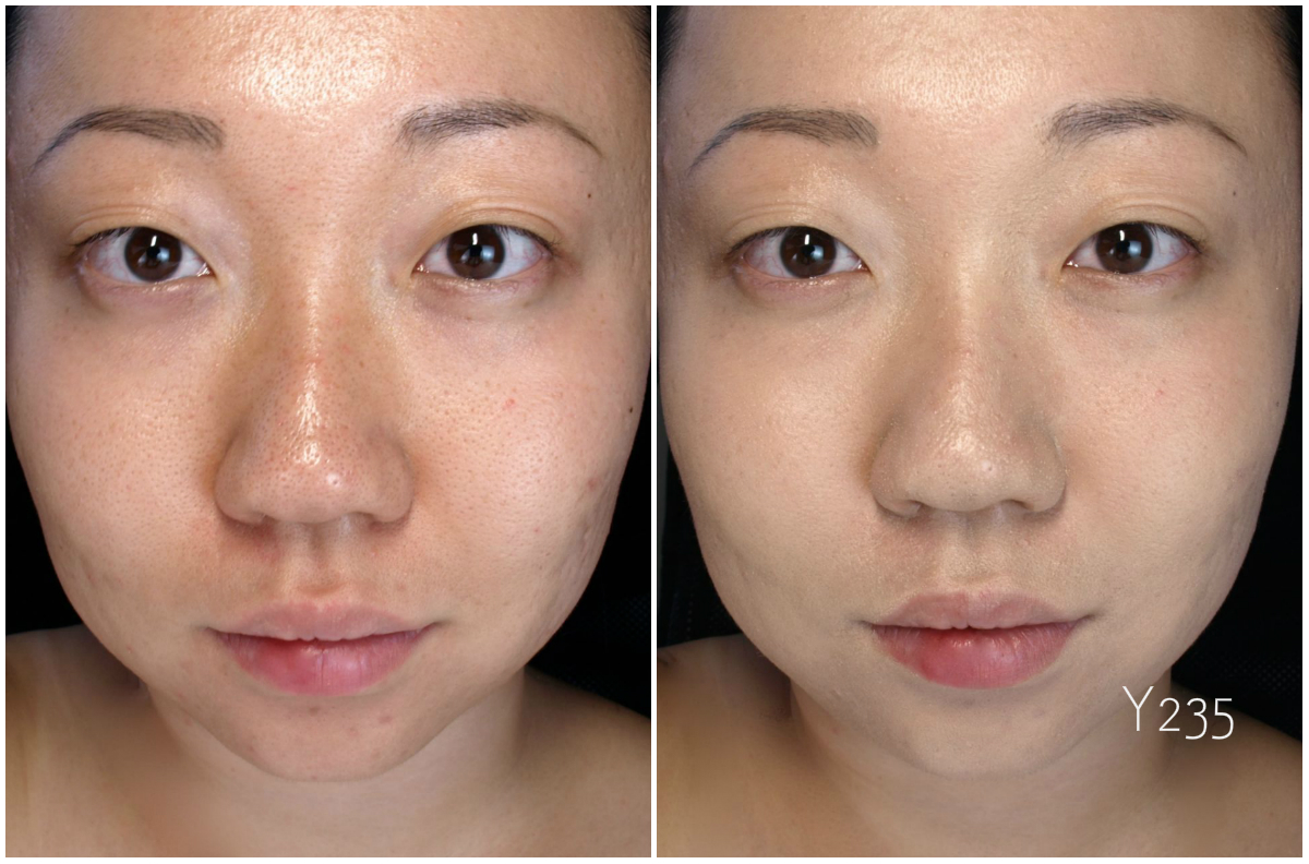 Make Up For Ever Ultra HD Invisible Cover Foundation: Review and ...