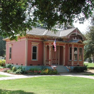 Umbarger House- Built 1851