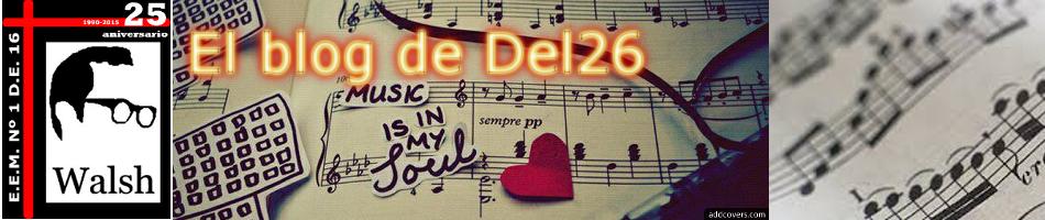 El blog de Del26
