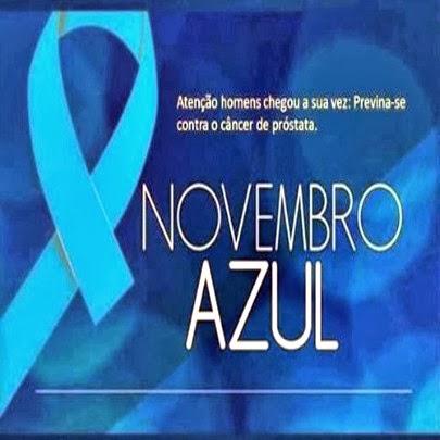 Novembro Azul, câncer de prostata é o foco