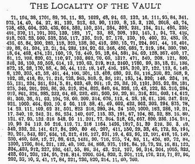 Documento original del manuscrito