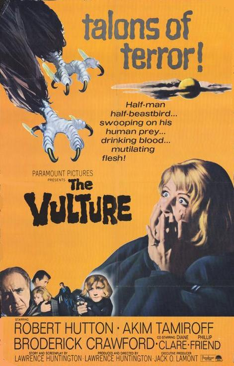El Buitre (The Vulture) (1967)