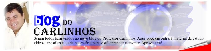 Professor carlinhos