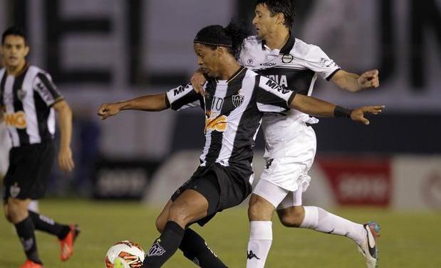 Atletico Mineiro vs Olimpia