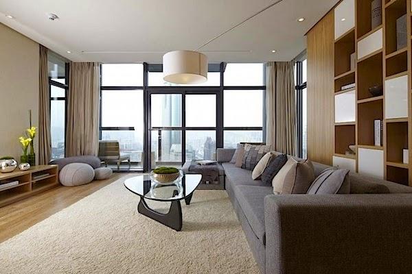 Desain Interior Apartemen Kecil