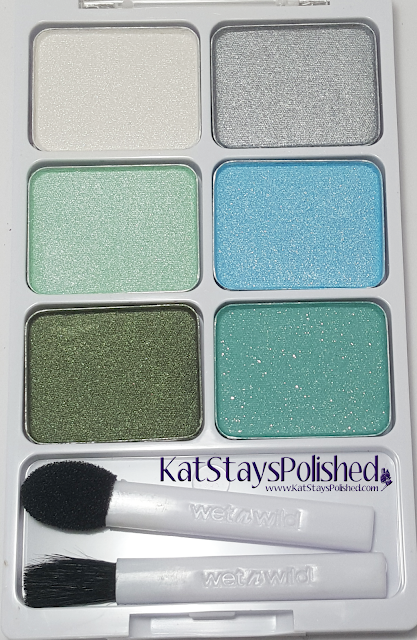 Wet N Wild Silver Lake Eyeshadow Palettes - Vegan Culture | Kat Stays Polished