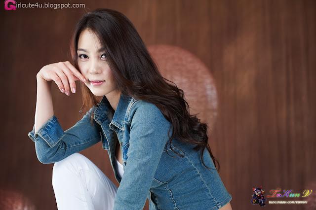 1 Just Ju Da Ha-very cute asian girl-girlcute4u.blogspot.com
