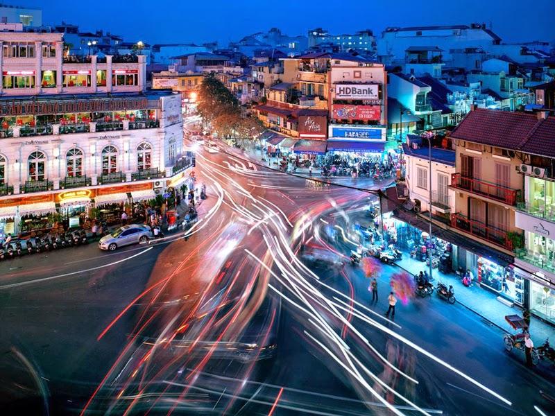Kota-Hanoi-Vietnam