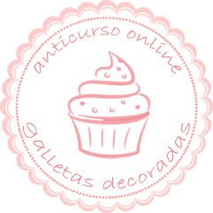 Curso online Galletas decoradas