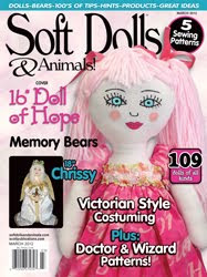 Soft Dolls & Animals Feb/Mar 2012 issue
